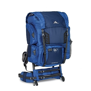High Sierra Bobcat 65 External Framepack Pacific Blue