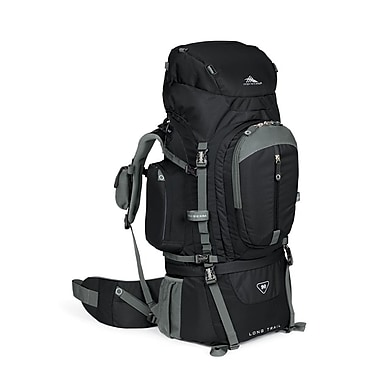 High Sierra Long Trail 90 Internal Framepack Black