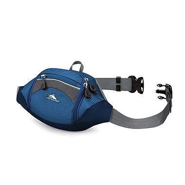 High Sierra Passport Lumbar Pack Pacific Blue