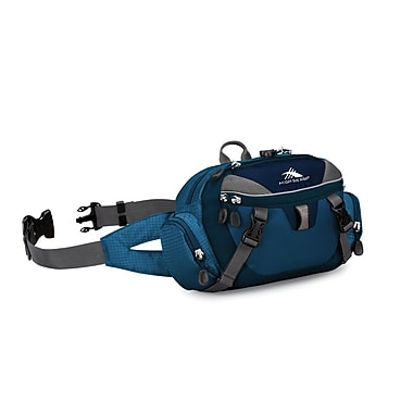 High Sierra Envoy Lumbar Pack Pacific Blue