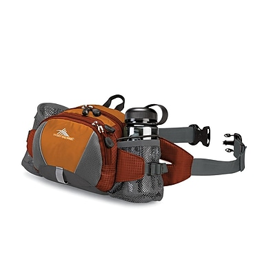 High Sierra Express Lumbar Pack Redrock