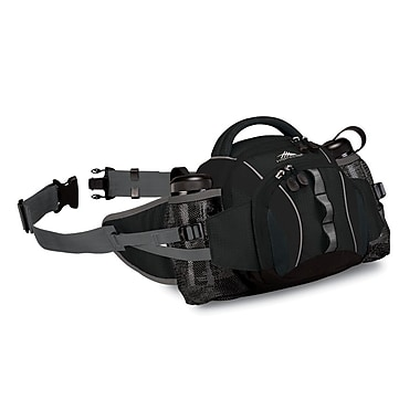 High Sierra Ridgeline Lumbar Pack Black