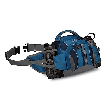 High Sierra Ridgeline Lumbar Pack Pacific Blue