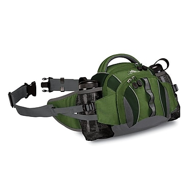 High Sierra Ridgeline Lumbar Pack Amazon Green
