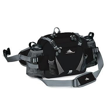 High Sierra Diplomat Lumbar Pack Black