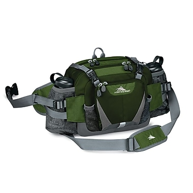 High Sierra Diplomat Lumbar Pack Amazon Green