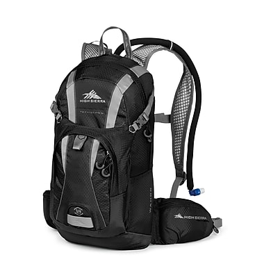 High Sierra Wahoo 14L Tech Hydration Pack Black