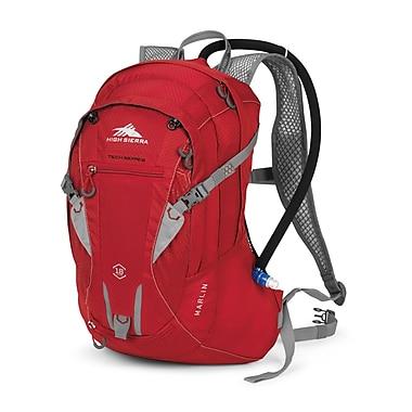 High Sierra Marlin 18L Tech Hydration Pack Red