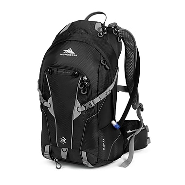 High Sierra Moray 22L Tech Hydration Pack Black