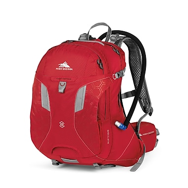 High Sierra Riptide 25L Tech Hydration Pack Red