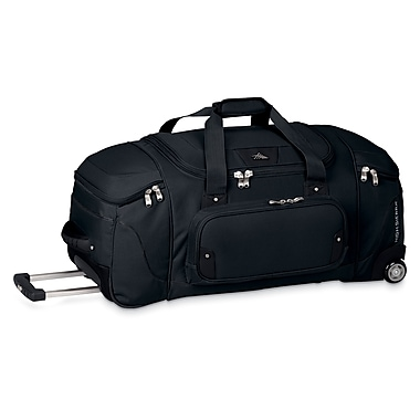 High Sierra AT301  32in. Wheeled Duffel Black