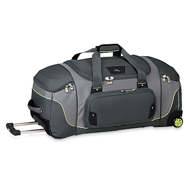 High Sierra AT301 32in. Wheeled Duffel Graphite