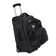 High Sierra AT305 22 Carry-On Wheeled Backpack W/ Removable Day Pack Black