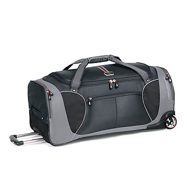 High Sierra AT601 30in. Wheeled Cargo Duffel Greystone