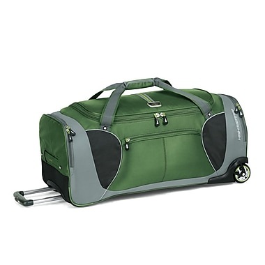 High Sierra AT601 30in. Wheeled Cargo Duffel Cactus