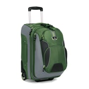 High Sierra AT605 Carry-On Wheeled Backpack W/Rem Daypack Cactus