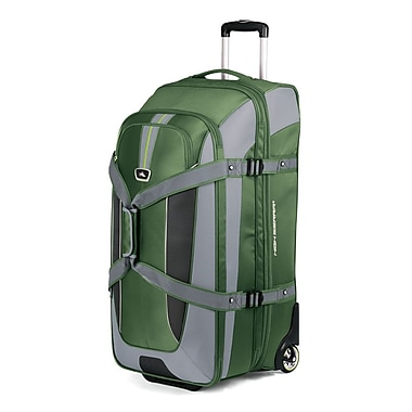 High Sierra AT659 32in. Expandable Wheeled Duffel W/ Backpack Straps Cactus