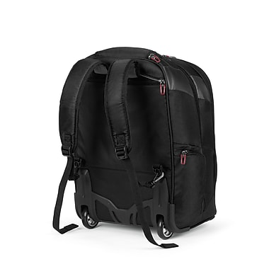 High Sierra AT703 Wheeled Backpack Black