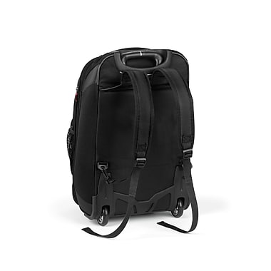 High Sierra AT705 Rolling Backpack 22in. Black