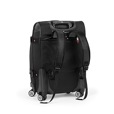 High Sierra AT756S Spinner 22in. Black
