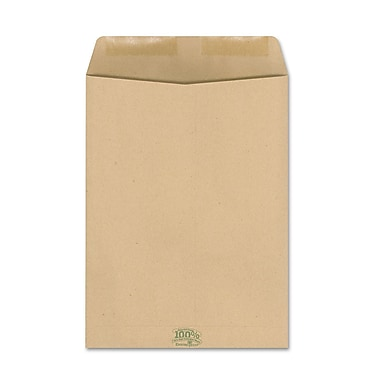 Quality Park Products® 10in. x 13in. Brown 28 lbs. Catalog Envelopes, 100/Box