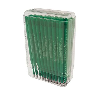Monteverde® Resin Tube Soft Roll Ballpoint Refill For Parker Ballpoint Pens, Green, 50/Pack