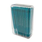 Monteverde® Resin Tube Soft Roll Ballpoint Refill For Parker Ballpoint Pens, Turquoise, 50/Pack
