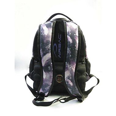Airbac Curve Backpack, Violet