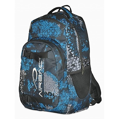Airbac Skater Backpack, Blue