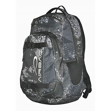 Airbac Skater Backpack, Grey