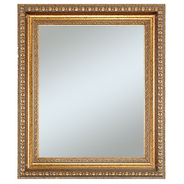 Lucia Wall Mirror, Vintage Gold, 36in. x 30in.