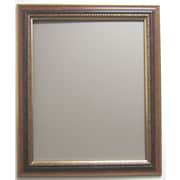 37 x 31 Auburndale Wall Mirror, Bronze/Gold
