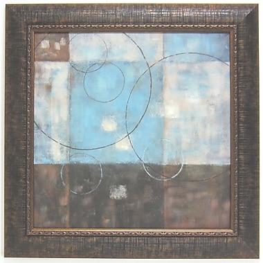 Soft Canvas Abstract I Wall Art, Brown, 25 1/4in. x 25 1/4in.