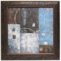 Soft Canvas Abstract II Wall Art, Brown, 25 1/4in. x 25 1/4in.