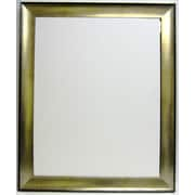 41 x 29 Beveled Transitions Wall Mirror, Silver