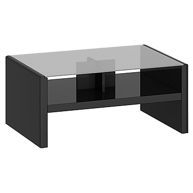 Bush kathy ireland NYS Coffee Table Modern Mocha