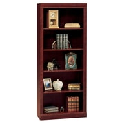 Bush Business Saratoga 30W Bookcase, Harvest Cherry