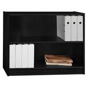 Bush Universal Bookcases 30 Bookcase, Classic Black