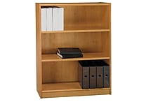 Bush Universal Bookcases 48' Bookcase, Snow Maple