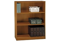 Bush Universal Bookcases, 48' Bookcase, Royal Oak