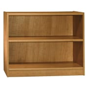 Bush Furniture Universal 30H Bookcase, Snow Maple (WL12449-03)