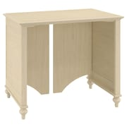 kathy ireland® Office by Bush Furniture Volcano Dusk 34W Desk Shell, Driftwood Dreams (ALA001DD)