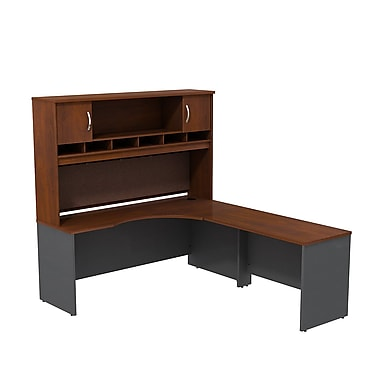 Bush Business Westfield 72W RH Corner L Desk with 72W 2