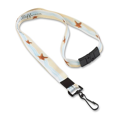 IDville® in.Starfish Making a Differencein. Lanyards With Breakaway Release