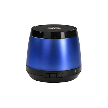 HMDX Audio Jam Wireless Portable Bluetooth Speaker, Blue