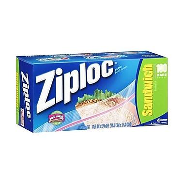Ziploc Sandwich Bags, Clear