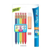 Papermate Mates Mechanical Pencil Starter Set, Assorted