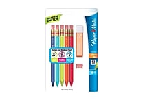 Papermate Mates Mechanical Pencil Starter Set, Assorted