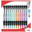 Pentel® ICY Razzle-Dazzle Mechanical Pencils, 0.7 mm Lead, Assorted Barrel Colors, Dozen