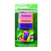 Dixon Ticonderoga Office and School Eraser Combination Set